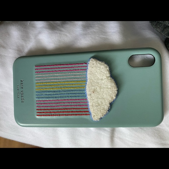 Kate spade phone case for iPhone X Max